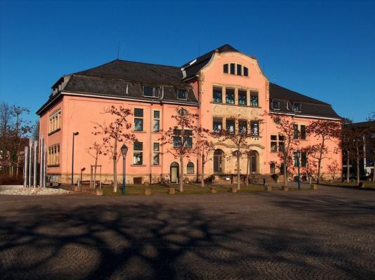 Eine größere Schule